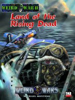 Weird Wars: Land of the Rising Dead d20