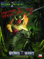 Weird Wars: Horrors of Weird War Two d20