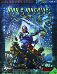 Shadowrun: Man & Machine: Cyberware PDF