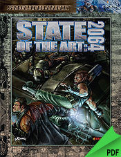 Shadowrun: State of the Art: 2064 PDF