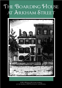 The Boarding House at Arkham Street PDF