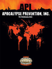 Apocalypse Prevention, Inc. (Savage Worlds)