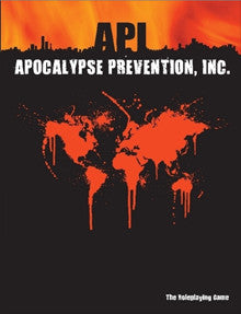 Apocalypse Prevention, Inc.