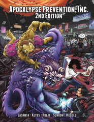 Apocalypse Prevention 2nd Edition Softcover