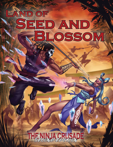 Land of Seed and Blossom 2nd Edition