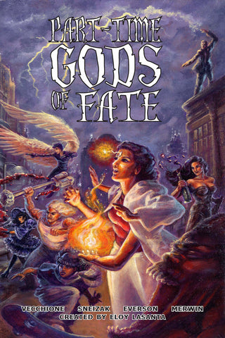 Part-Time Gods of Fate (Softcover)