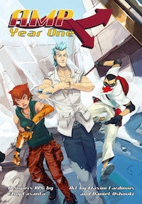 Amp: Year One Hardcover