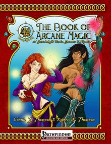 The Book of Arcane Magic (Pathfinder) PDF