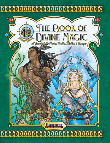 The Book of Divine Magic (Pathfinder) Bundle