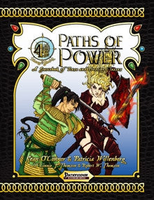 Paths of Power (Pathfinder) PDF