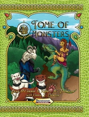 Tome of Monsters (Pathfinder) PDF