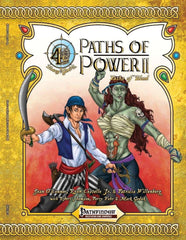 Paths of Power II: Paths of Blood (Pathfinder)