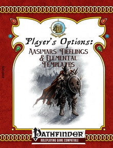 Player's Options: Aasimars, Tieflings, Elemental Templates (Pathfinder) PDF