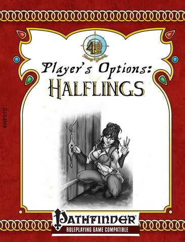 Player's Options: Halflings (Pathfinder) PDF