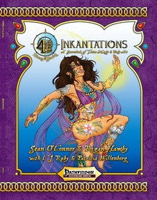Inkantations: A Sourcebook of Tattoo Magic (Pathfinder) PDF
