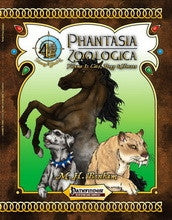 Phantasia Zoologica Volume I:Cats/Dogs/Horses (Pathfinder)Bundle
