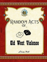 Random Acts of... Old West Violence PDF
