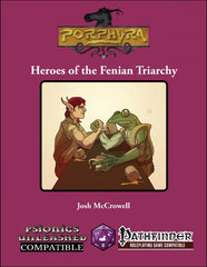 Heroes of the Fenian Triarchy (Pathfinder)