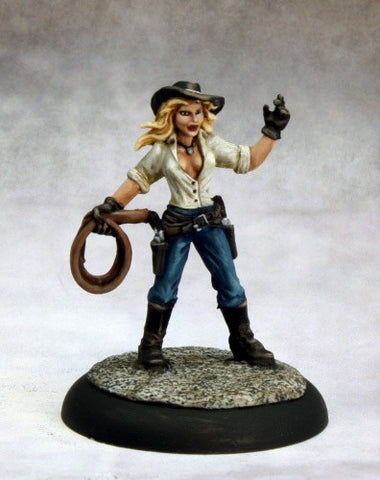 Savage Worlds: Wichita Witch