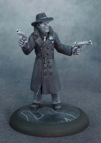 Deadlands Noir: Stone