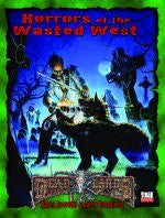 Horrors of the Wasted West d20