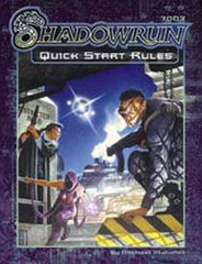 Shadowrun Quick Start Rules