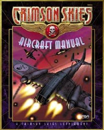 Crimson Skies: Aircraft Manual