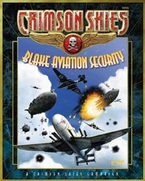 Crimson Skies: Blake Aviation Security