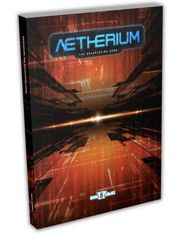 Aetherium: The Roleplaying Game