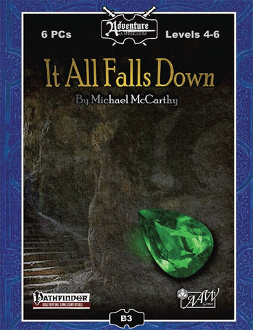 (5E) B03: It All Falls Down PDF