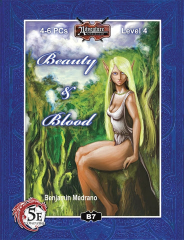 (5E) B07: Beauty & Blood PDF