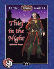 (5E) B08: Thief in the Night PDF