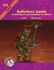 (5E) C03: Sufferhorn Castle PDF