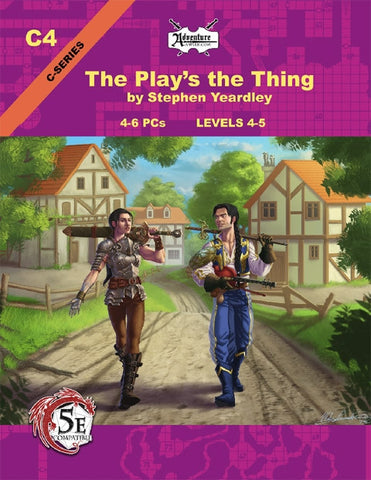 (5E) C04: The Play's the Thing PDF