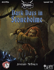 (5E) U01: Dark Days in Stoneholme PDF