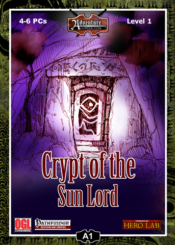 A01: Crypt of the Sun Lord PDF