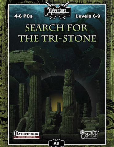 A08: Search for the Tri-Stone PDF