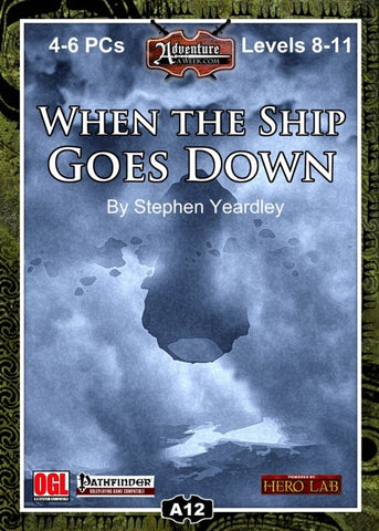 A12: When the Ship Goes Down PDF