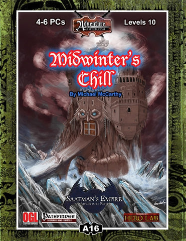 A16: Midwinter's Chill, Saatman's Empire (1 of 4) PDF