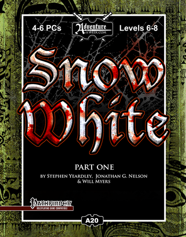 A20: Snow White part 1 PDF