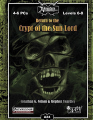 A24: Return to Crypt of the Sun Lord PDF