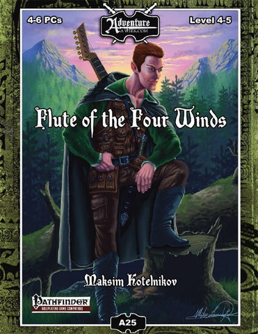 A25: Flute of the Four Winds PDF