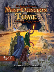 Mini-Dungeon Tome (D&D 5th Edition)