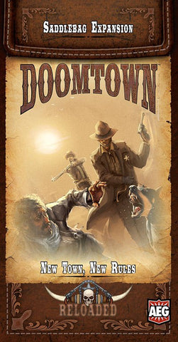 Doomtown: New Town, New Rules