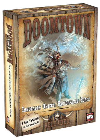 Doomtown: Immovable Object, Unstoppable Force