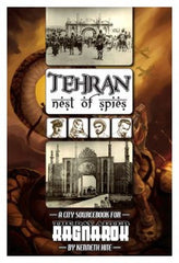 Tehran: Nest of Spies (Savage Worlds) PDF