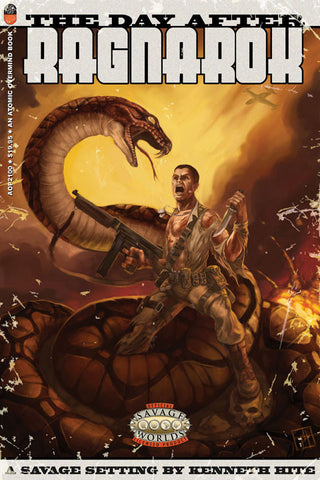 The Day After Ragnarok PDF (Savage Worlds)