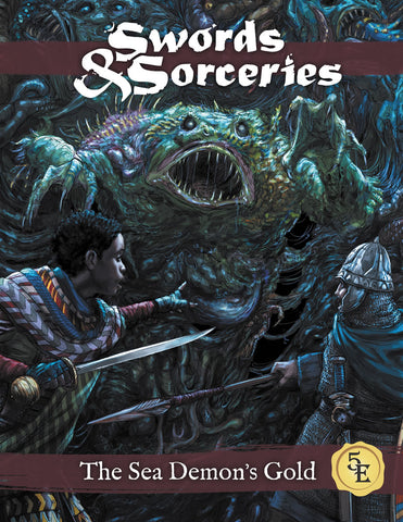 Swords & Sorceries: The Sea Demon's Gold 5E