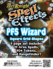 Spell Effects: Pathfinder Wizard
