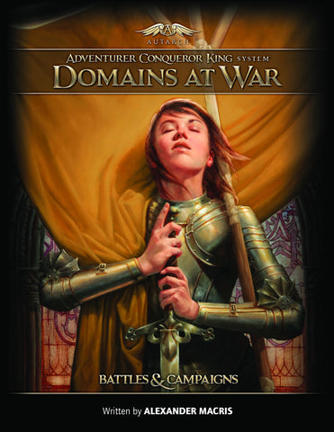 Domains at War: Hardcover Compendium